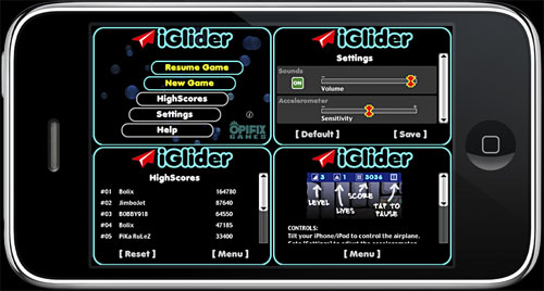 iGlider Screenshot